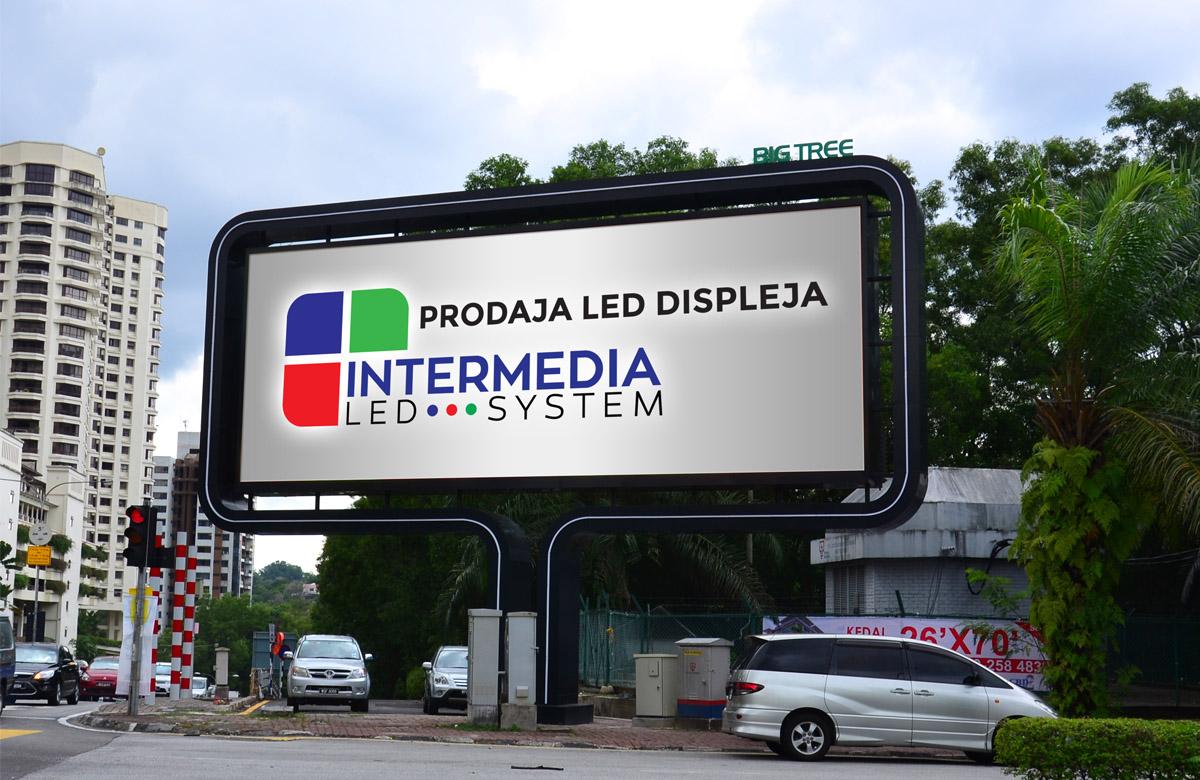 Intermedia LED